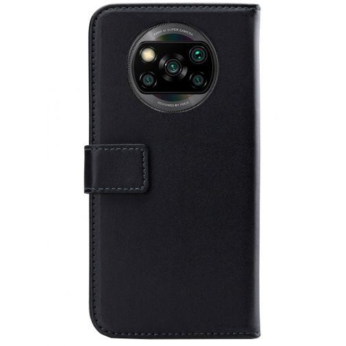 Productafbeelding van de Mobilize PU-leer Book Case Zwart Xiaomi Poco X3