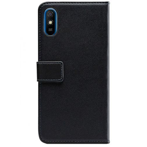 Productafbeelding van de Mobilize PU-leer Book Case Zwart Xiaomi Redmi 9A