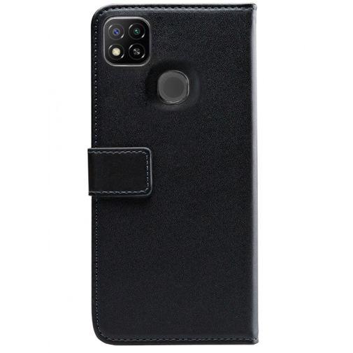 Productafbeelding van de Mobilize PU-leer Book Case Zwart Xiaomi Redmi 9C