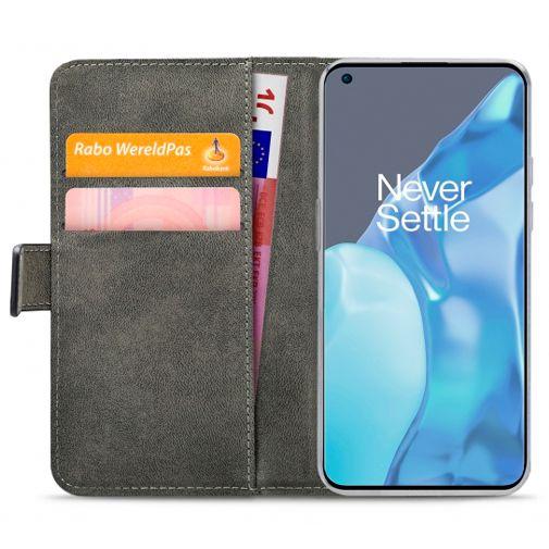Productafbeelding van de Mobilize PU-leer Book Case Zwart OnePlus 9 Pro