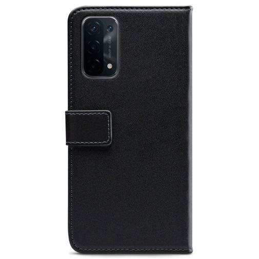 Productafbeelding van de Mobilize PU-leer Book Case Zwart Oppo A54