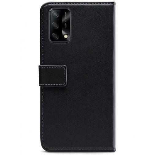 Productafbeelding van de Mobilize PU-leer Book Case Zwart Oppo A74 4G