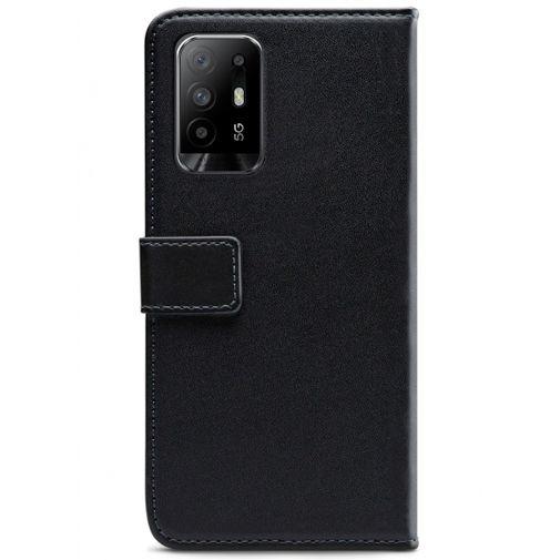 Productafbeelding van de Mobilize PU-leer Book Case Zwart Oppo A94