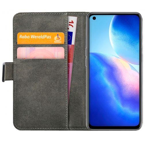 Productafbeelding van de Mobilize PU-leer Book Case Zwart Oppo Find X3 Lite