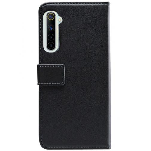 Productafbeelding van de Mobilize PU-leer Book Case Zwart Realme 6S