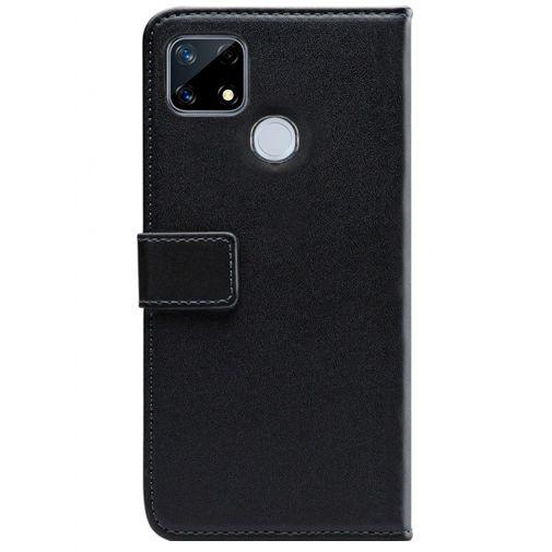 Productafbeelding van de Mobilize PU-leer Book Case Zwart Realme 7i