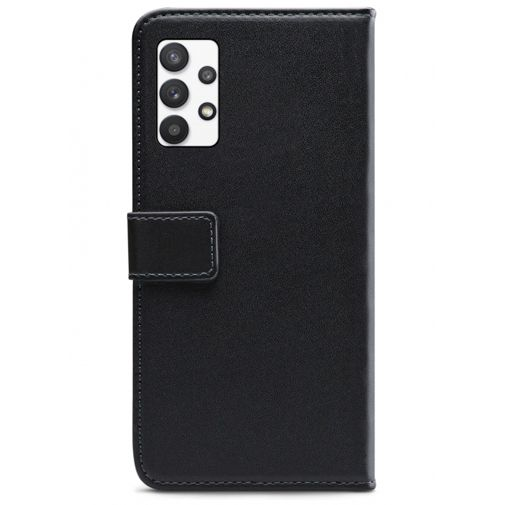 Productafbeelding van de Mobilize PU-leer Book Case Zwart Samsung Galaxy A32