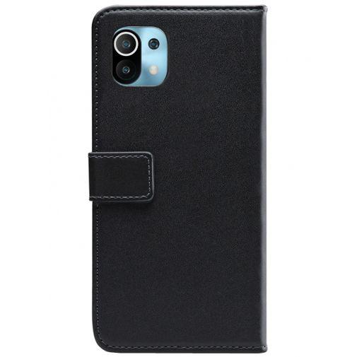 Productafbeelding van de Mobilize PU-leer Book Case Zwart Xiaomi Mi 11