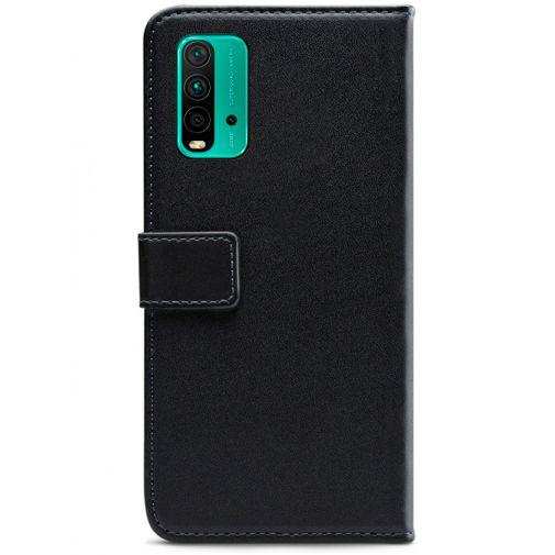 Productafbeelding van de Mobilize PU-leer Book Case Zwart Xiaomi Redmi 9T