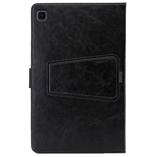Productafbeelding van de Mobilize PU-leer Keyboard Case Zwart Samsung Galaxy Tab A7