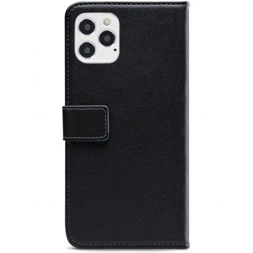 Productafbeelding van de Mobilize PU-leer Book Case Zwart Apple iPhone 12/12 Pro