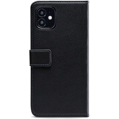 Productafbeelding van de Mobilize PU-leer Book Case Zwart Apple iPhone 12 Mini