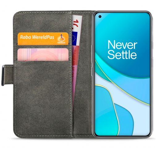 Productafbeelding van de Mobilize PU-leer Book Case Zwart OnePlus 8T