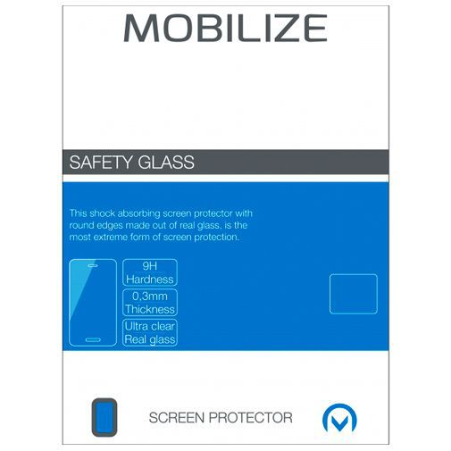 Productafbeelding van de Mobilize Safety Glass Screenprotector Apple iPad Pro 2017/iPad Air 2019/iPad 2019
