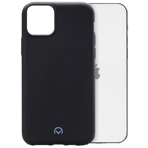 Productafbeelding van de Mobilize TPU Back Cover Apple iPhone 12/12 Pro Zwart