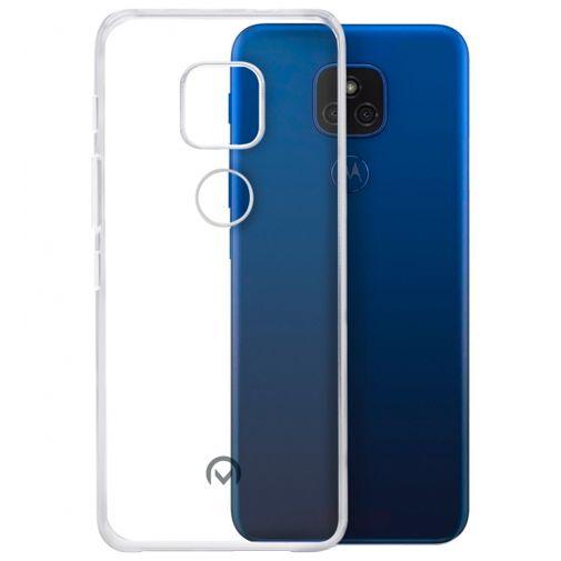 Productafbeelding van de Mobilize TPU Back Cover Motorola Moto E7 Plus Transparant