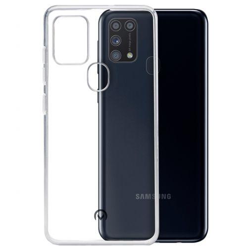 Productafbeelding van de Mobilize TPU Back Cover Samsung Galaxy M31 Transparant