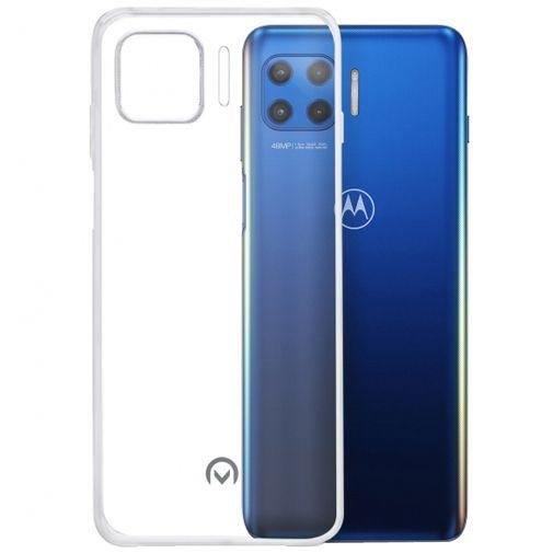 Productafbeelding van de Mobilize TPU Back Cover Transparant Motorola Moto G 5G