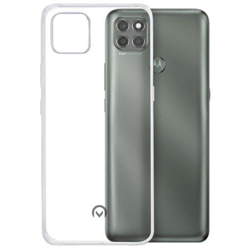 Productafbeelding van de Mobilize TPU Back Cover Transparant Motorola Moto G9 Power