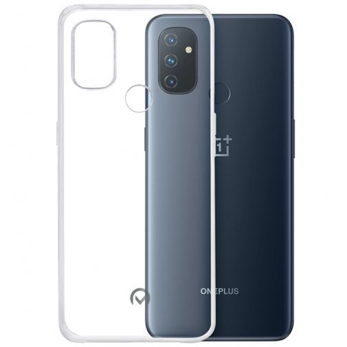 Productafbeelding van de Mobilize TPU Back Cover Transparant OnePlus Nord N100