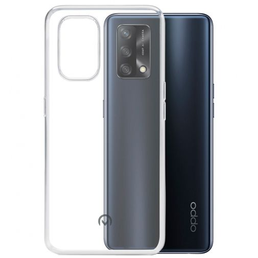 Productafbeelding van de Mobilize TPU Back Cover Transparant Oppo A74 4G