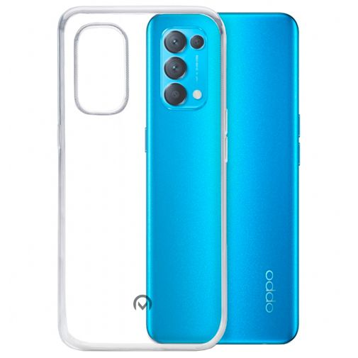 Productafbeelding van de Mobilize TPU Back Cover Transparant Oppo Find X3 Lite