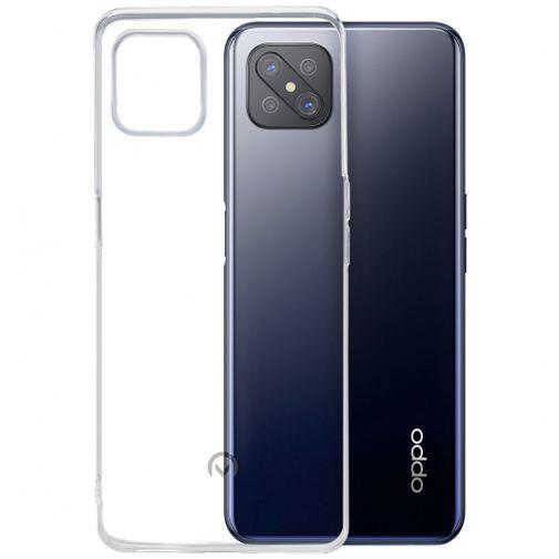 Productafbeelding van de Mobilize TPU Back Cover Transparant Oppo Reno 4 Z 5G