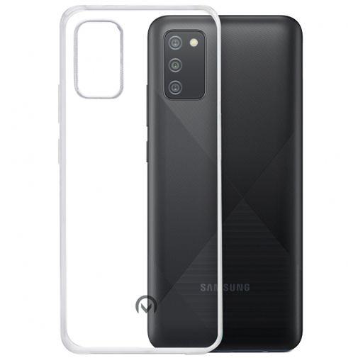 Productafbeelding van de Mobilize TPU Back Cover Transparant Samsung Galaxy A02s