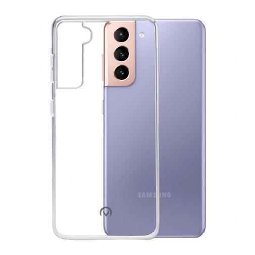 Productafbeelding van de Mobilize TPU Back Cover Transparant Samsung Galaxy S21