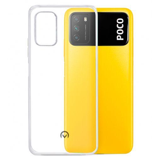 Productafbeelding van de Mobilize TPU Back Cover Transparant Xiaomi Poco M3