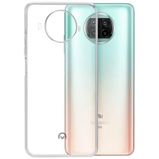 Productafbeelding van de Mobilize TPU Back Cover Xiaomi Mi 10T Lite Transparant