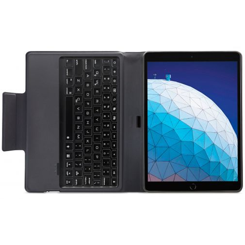 Productafbeelding van de Mobilize Ultimate Bluetooth Keyboard Case Black Apple iPad Air 2019