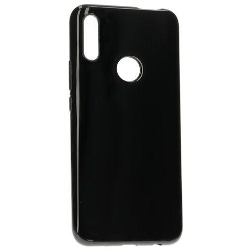 Produktimage des Mobiparts Classic TPU Case Schwarz Huawei P Smart Z