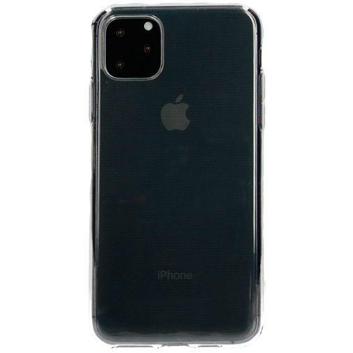 Productafbeelding van de Mobiparts Classic TPU Case Transparent Apple iPhone 11 Pro Max
