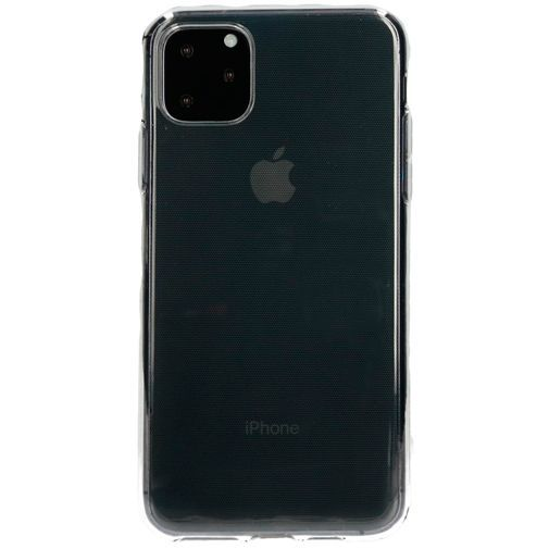Productafbeelding van de Mobiparts Classic TPU Case Transparent Apple iPhone 11 Pro