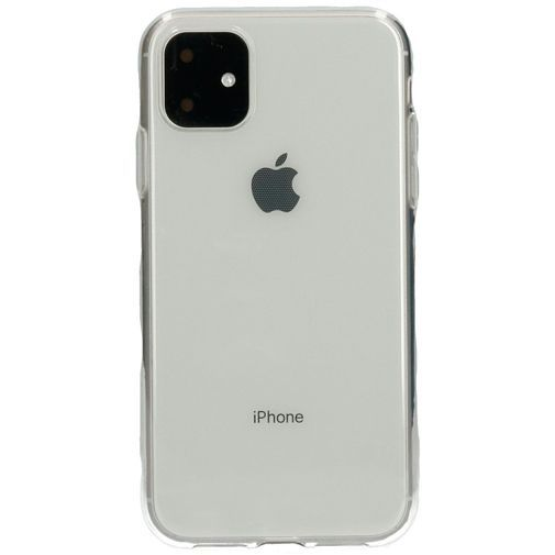 Productafbeelding van de Mobiparts Classic TPU Case Transparent Apple iPhone 11