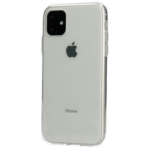 Productafbeelding van de Mobiparts Classic TPU Case Transparent Apple iPhone 11