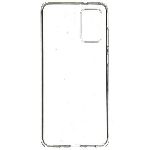 Productafbeelding van de Mobiparts Classic TPU Case Transparent Samsung Galaxy S20+