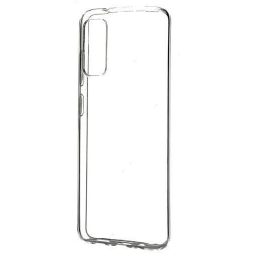 Productafbeelding van de Mobiparts Classic TPU Case Transparent Samsung Galaxy S20