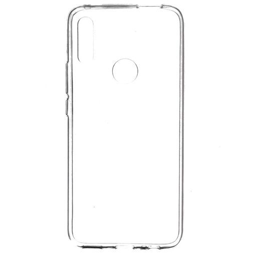 Produktimage des Mobiparts Classic TPU Case Transparent Huawei P Smart Z