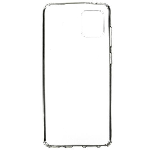 Produktimage des Mobiparts Classic TPU Case Transparent Samsung Galaxy Note 10 Lite