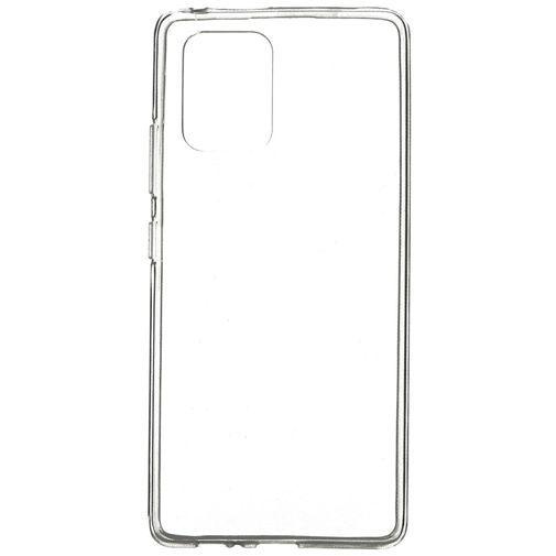 Productafbeelding van de Mobiparts Classic TPU Case Transparent Samsung Galaxy S10 Lite