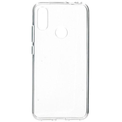 Productafbeelding van de Mobiparts Classic TPU Case Transparent Xiaomi Redmi Note 7