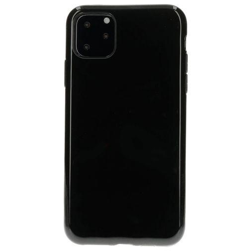 Produktimage des Mobiparts Classic TPU Case Schwarz Apple iPhone 11 Pro Max