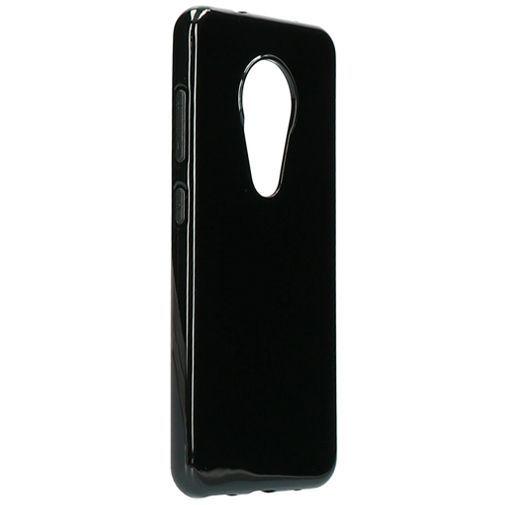 Produktimage des Mobiparts Classic TPU Case Schwarz Nokia 6.2/7.2