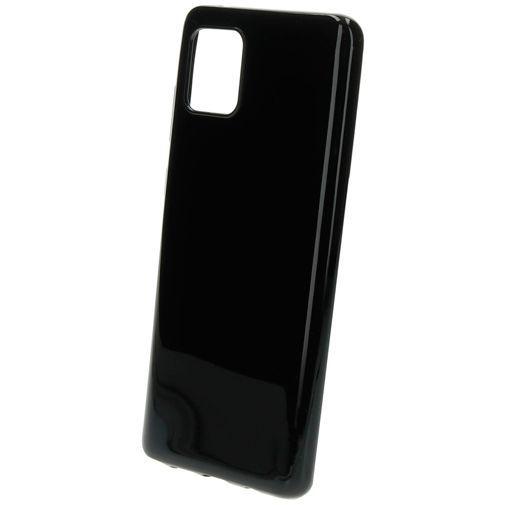 Productafbeelding van de Mobiparts Classic TPU Case Black Samsung Galaxy Note 10 Lite