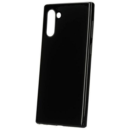 Productafbeelding van de Mobiparts Classic TPU Case Black Samsung Galaxy Note 10