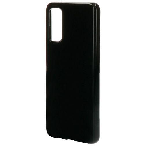 Produktimage des Mobiparts Classic TPU Case Schwarz Samsung Galaxy S20