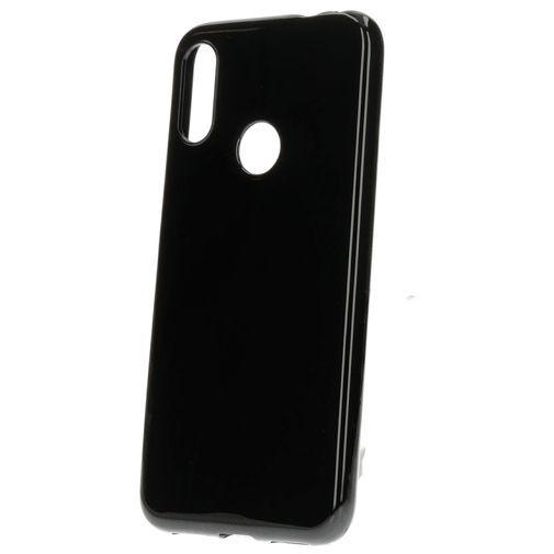 Produktimage des Mobiparts Classic TPU Case Schwarz Xiaomi Redmi Note 7