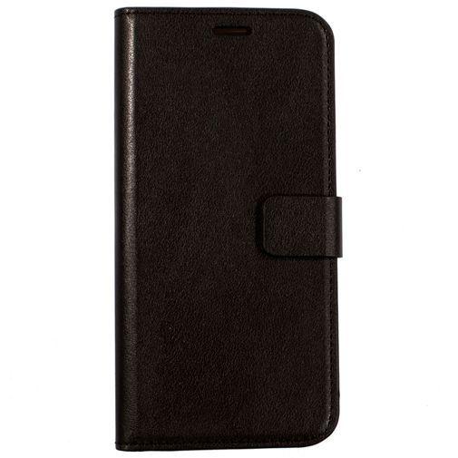 Produktimage des Mobiparts Classic Wallet Case Schwarz Samsung Galaxy J6
